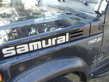 SUZUKI SAMURAI 4X4 DECAL / STICKER KIT 9 PIECES LOOKS HOT!