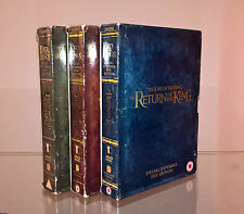 Lord of the Rings Trilogy Extended Edition Boxsets