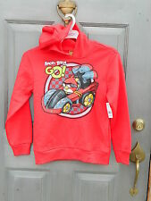 Angry Birds Go Sweatshirt Hoodie - Various Youth Sizes - Free Shipping - New