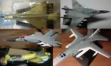 1:72-1:500 Soviet aircraft die cast model by your choice of 1 thru 51 DeAgostini