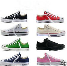 New ALL STARs Chuck Taylor Ox Low Top shoes casual Canvas Sneakers