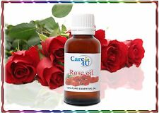 Rose Oil Pure and Natural Essential Oil and Undiluted Uncut