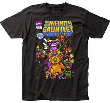 Marvel Comics Thanos Infinity Gauntlet Comic Cover Shirt War Mephisto Avengers