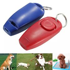StarMark Clicker Dog Training System and a whistle combination FREE SHIPPING
