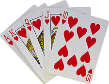Playing Cards Poker Casino Magic Decks Tricks Games Casino Bridge Family Hoilday