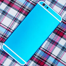 """Blue For iPhone 6 plus 5.5"""" Repair Parts Housing Back Battery Cover/Mid Frame"""