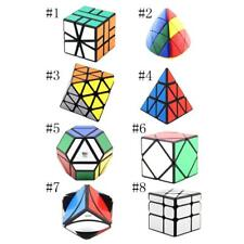 Magic Ultra-smooth Cube Puzzle Speed Twist Cube Game Kids Educational Toy