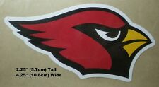 Arizona Cardinals NFL Decal Stickers Football Team Logo -  Your Choice