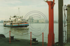 The Mersey Ferry Mountwood Liverpool c.1979 Photo 1 6x4