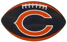 Chicago Bears NFL Decal Stickers Football Design -  Your Choice