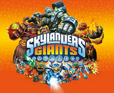 Skylanders SWAP FORCE & GIANTS - all work with later portals