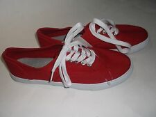 Womens Mossimo Lunea Oxfords Shoes Red Size 8 or 11 NEW
