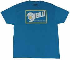 Team Fortress Mens T-Shirt - BLU Builders League Union Wrench Logo Image
