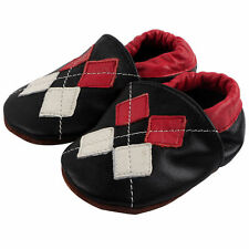 Baby Soft Sole Leather Anti-Slip Shoes Infant Boy Girl Toddler Moccasin Comfort