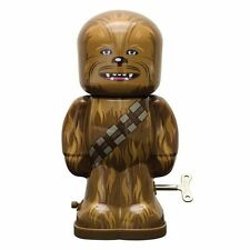 """Chewbacca Tin Wind-Up (7.5"""") - Action Figure by Schylling (SWWUCH)"""