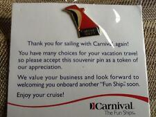CARNIVAL CRUISE LAPEL PIN SPIRIT
