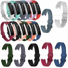 Silicone Classic Band Bracelet for Fitbit Alta HR Heart Rate Fitness Wristwatch