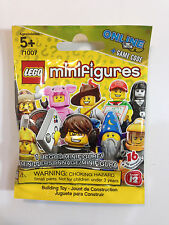 LEGO 71007 Minifigures Series 12 NEW Sealed Piggy Guy Spooky Girl Pig You Choose