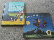 Julia Donaldson – 'The Smartest Giant in Town' and 'Room on the Broom' (OX12)