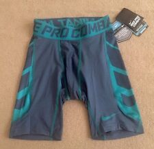Mens Nike Pro Combat Hypercool 6 Base Layer Compression Running Fitness Shorts