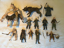 Hobbit Action Figures from Tolkien Lord of the Rings fantasy - Choose yr Figure