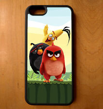 Angry Birds Movie Phone Case Galaxy S 7 Note Edge iPhone 4 5 6 7 Plus + LG G3