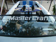 MASTERCRAFT Windshield Topper DECAL for Tow/ Ski Boat