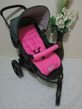 FUNKY BABYZ-Pink universal pram/car seat liner-Options-size & buy covers