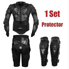 Sale Motorcycle Body Protection  Racing Full Body Armor+ Gears Short Pants