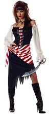 Ruby The Pirate Beauty Carribbean Women Costume