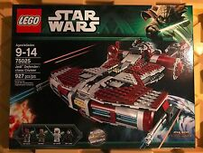 LEGO STAR WARS 2013 #75025 JEDI DEFENDER-CLASS CRUISER RETIRED NEW