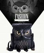 Fashion Women Backpack Cartoon Pu Leather School Bags Shoulder for Teenager Girl