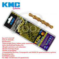 KMC MTB Road bicycle chain X10 X10SL 10 speed for Shinano Campagnolo and SRAM