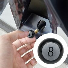 Universal ABS+Copper Car Tire Valve Cap Dust-resistant Tyre Wheel Stem Cap BE