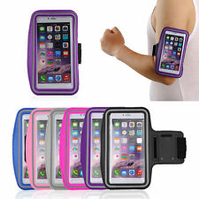 Premium Running Jogging Sports GYM Armband Case Cover Holder for iPhone 6Plus BG