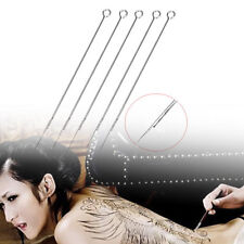 5x1/3/5/7/9RL 7/9M1 9RS Disposable Tattoo Needles 304 Medical Stainless Steel BG