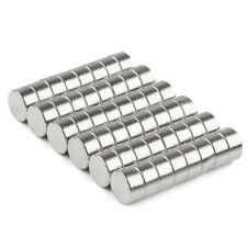 20/48pcs 9mm x 5mm Strong Disc Fridge Rare Earth Neodymium Magnets N35 with box