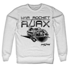Officially Licensed Flash Gordon- War Rocket Ajax Sweatshirt S-XXL Sizes