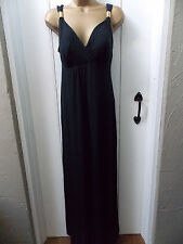 Ex-Autograph @ Marks & Spencer Black Maxi Dress BNWOT Sizes 12,14,18,20