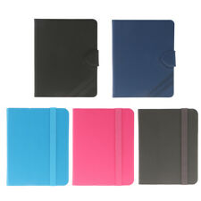 Universal 7-10'' Tablet Case Folio PU Leather Stand Folding Flip Cover