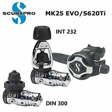 Scubapro MK25 EVO/S620Ti Regulator 12.620 Scuba Diving Regulators Dive Gear