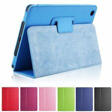 Flip Smart PU Leather Slim Folio Stand Case Cover For iPad 4, iPad 3 & iPad 2