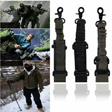 Adjustable Hunting 1 One Point Rifle Sling Bungee Tactical Shotgun Strap SysteBG