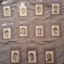 1969 Milton Bradley Baseball Cards .. Different Cards .. Pick the One You Want