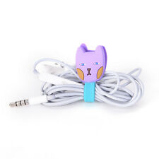 1pcs Cable Winder Clip Headphone Earphone Winder Cable Cord Wrap Organizer