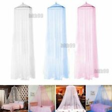 New Elegant Round Lace Insect Bed Canopy Netting Curtain Dome Mosquito Net#J#BE