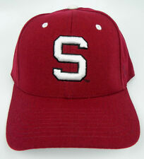 STANFORD CARDINAL NCAA VINTAGE FITTED SIZED ZEPHYR DHS CAP HAT NWT! RAISED S
