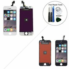 LCD Display Touch Screen Glass Digitizer Repair Part Replacement for iPhone 5S