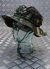 Genuine British Army Tropical DPM Camo Boonie / Bush Hat Special Forces - NEW