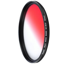 Ultra Thin Graduated Neutral Density Red ND Filter for DSLR Camera